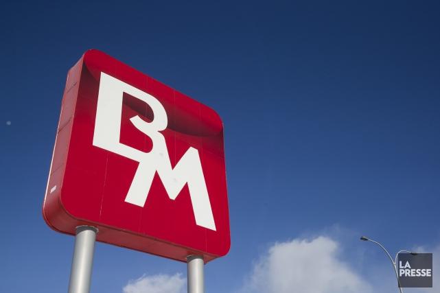 BMTC, propriétaire des magasins Brault&Martineau, reconstruira ses magasins... (PHOTO HUGO-SÉBASTIEN AUBERT, LA PRESSE)