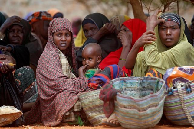 Au moins 25 424 cas de choléra ont... (Photo Feisal Omar, archives REUTERS)