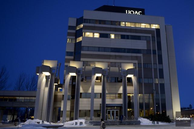 L'Université du Québec à Chicoutimi (UQAC)... (Archives Le Quotidien, Jeannot Levesque)