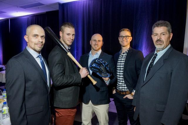 Baseball CRM a envoyé une cinquantaine de joueurs... (Stéphane Lessard)