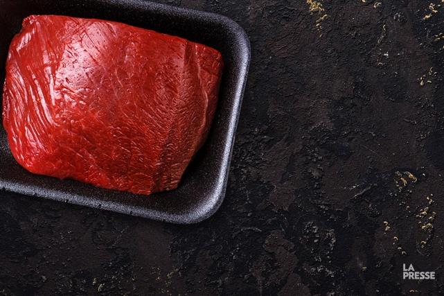 Manger moins de viande est une préoccupation alimentaire en croissance. De... (PHOTOMONTAGE LA PRESSE)