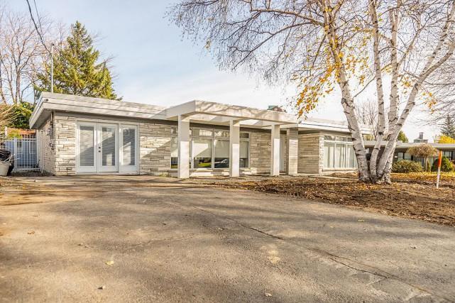 La propriété a subi une cure de rajeunissement... (Photo fournie par Groupe Élite Canada)