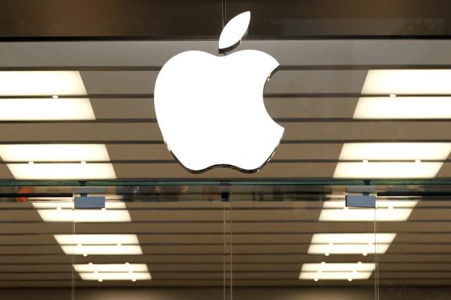 Apple ne dit pas quelle est la proportion... (Archives AP)