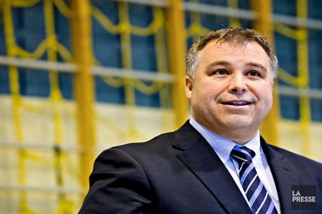 Le ministre de l'Éducation Sébastien Proulx... (Archives, La Presse)