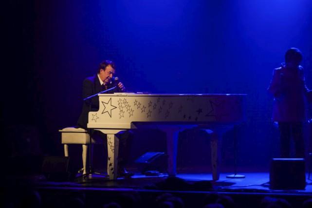 Certains ont parlé d'une tournée québécoise d'adieu pour Alain Morisod et Sweet... (Olivier Croteau)