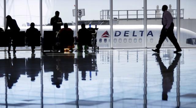 Parmi les compagnies aériennes américaines, Delta est l'entreprise... (Archives AP, David Goldman)