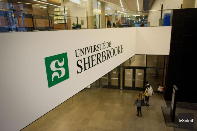 L'Université de Sherbrooke... (Photothèque Le Soleil)
