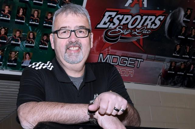 Hockey Québec a décidé de ne pas accorder... (Archives Le Progrès, Rocket Lavoie)