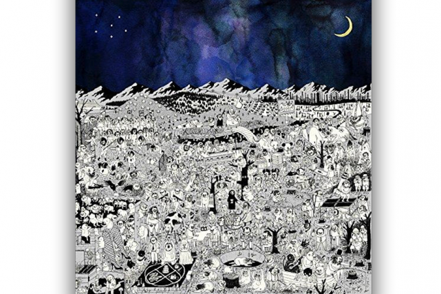 Folk, Pure Comedy de Father John Misty...
