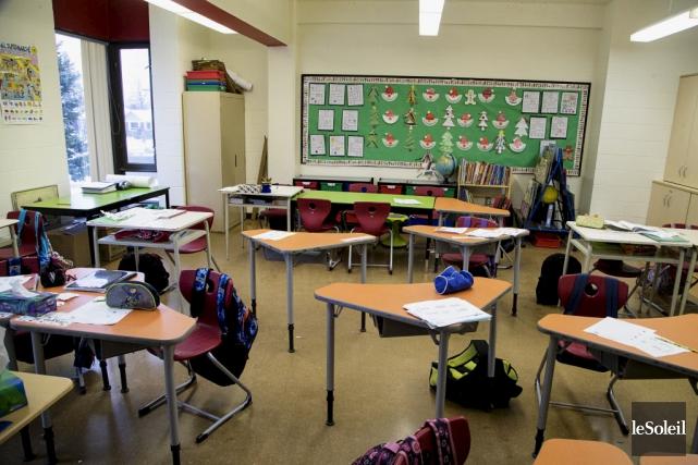 Une ex-directrice souhaite que les écoles du futur... (Photothèque Le Soleil)