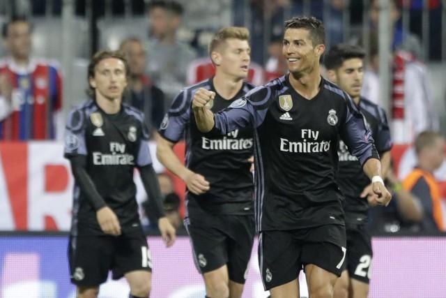 Le Real Madrid, mené par Cristiano Ronaldo, sera... (Photo Matthias Schrader, AP)