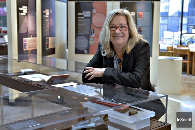 Pour Mira Falardeau, historienne et spécialiste de la... (Photothèque Le Soleil, Pascal Ratthé)