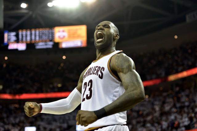LeBron James a disputé son 200e match de... (Photo David Richard, USA TODAY Sports)