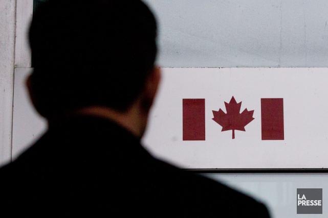 Le Canada peut retirer la citoyenneté à un... (PHOTO IVANOH DEMERS , LA PRESSE)