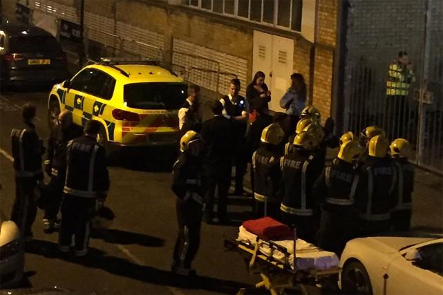 L'incident s'est produit au Mangle, une discothèque au... (PHOTO TIRÉE DU COMPE TWITTER @PhieMcKenzie)