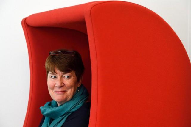 Fiona Barton l'assure : le personnage de Kate... (photoHenrik Montgomery, getty)