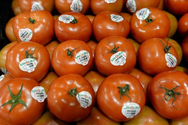 Savoura produit près de 20 millions de kilos... (Photo Erick Labbé, Archives Le Soleil)