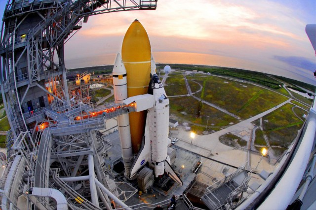 La NASA offrira la diffusion en continu, mardi,... (AP)
