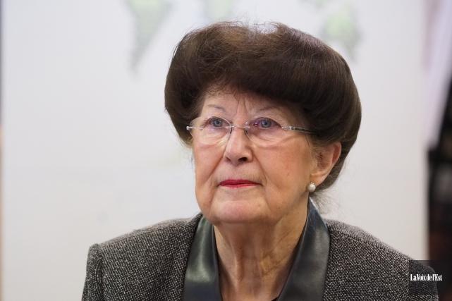 La mairesse de Bromont, Pauline Quinlan, est d'avis... (archives La Voix de l'Est)