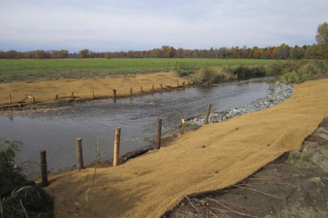Renaissance lac Brome veut montrer aux agriculteurs de... (fournie RLB)