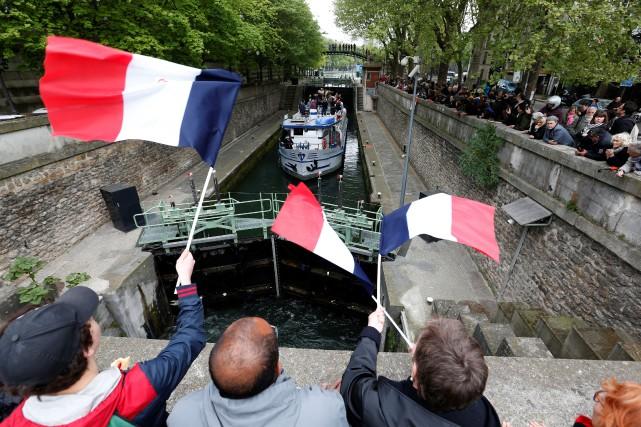 «Jamais une élection présidentielle française n'a été aussi... (REUTERS)