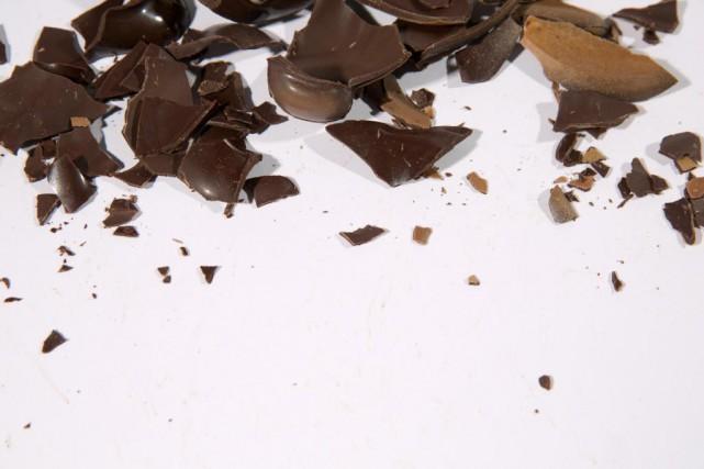 Oui, ça arrive qu'on ait «trop» de chocolat... (Photo François Roy, La Presse)