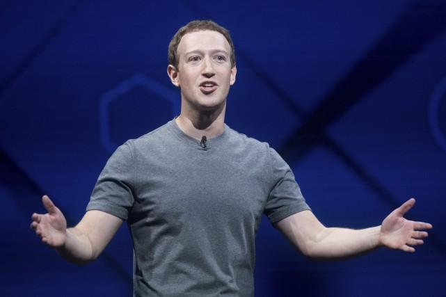 Mark Zuckerberg... (AP, Noah Berger)