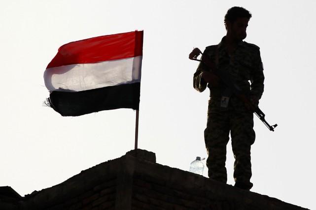 L'Arabie saoudite est intervenue au Yémen voisin en... (ARCHIVES AFP)