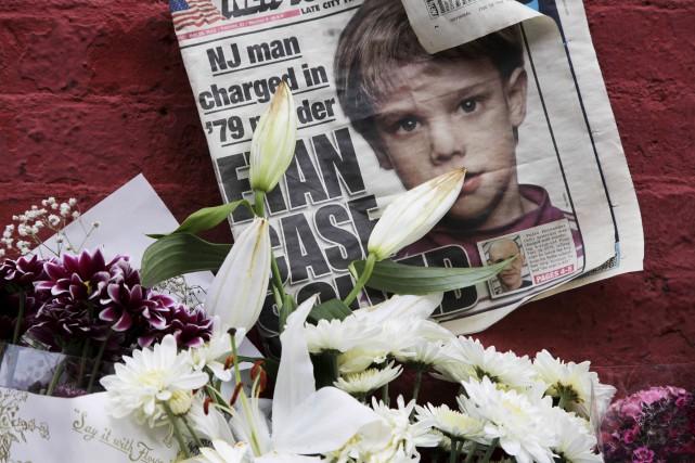 Etan Patz a disparu le 25 mai 1979... (AP, Mark Lennihan)