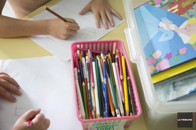 Une manifestation des intervenantes en petite enfance aura... (Archives, La Tribune)