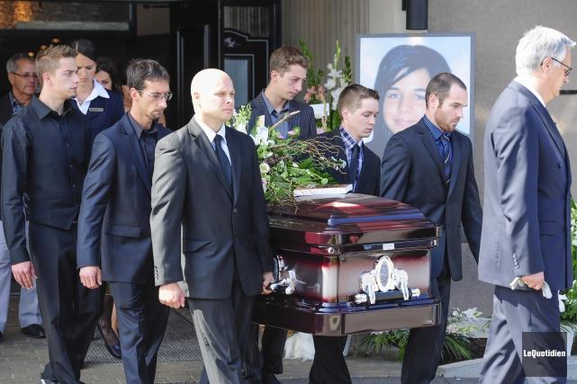 Les funérailles de Cheryl Bau-Tremblay avaient été célébrées... (Archives Le Quotidien, Gimmy Desbiens)