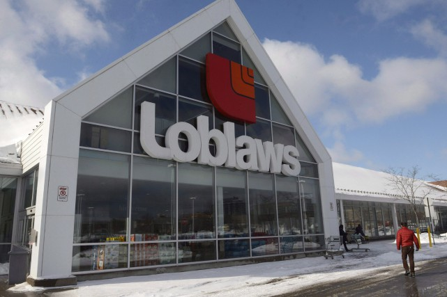 Loblaw... (THE CANADIAN PRESS)