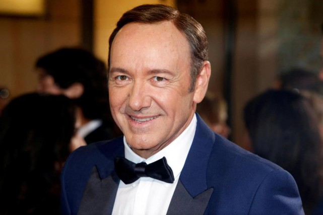 Le comédien Kevin Spacey animera la 71e édition des... (Photo Adrees Latif, archives Reuters)