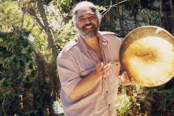 Bruce Langhorne a inspiré la célèbre chanson Mr.... (Photo BruceLanghorne.com)