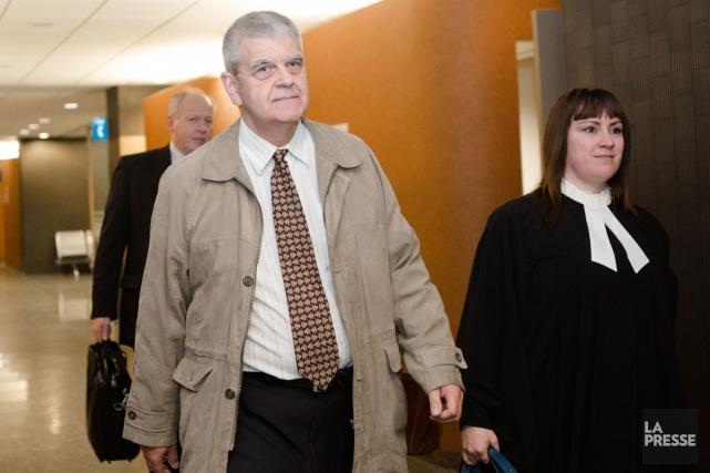 L'ancien directeur général de la Sûreté du Québec,... (Photo Ninon Pednault, archives La Presse)