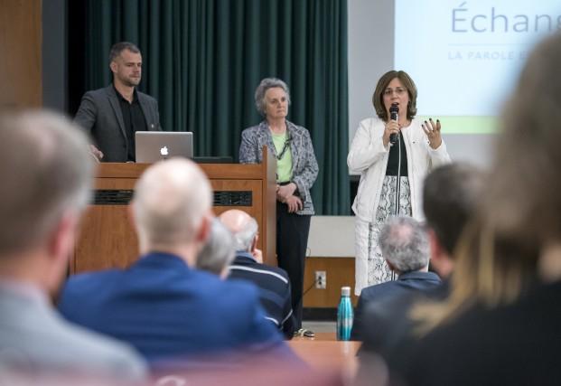 La Faculté d'éducation de l'UdeS a lancé mercredi... (Spectre Média, Jessica Garneau)