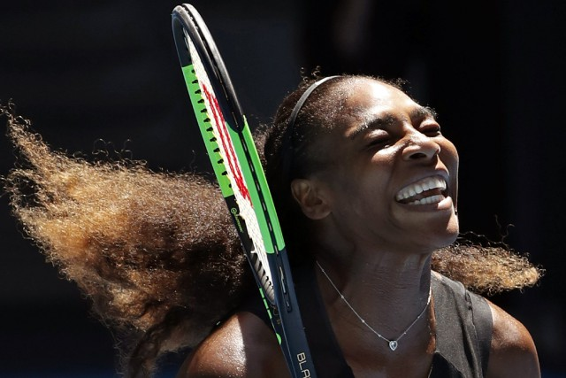 Serena Williams... (PHOTO, ARCHIVES AP)