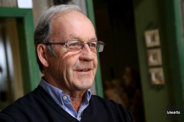 Le président de la SACS, Marcel Bundock, s'est... (archives La Voix de l'Est)