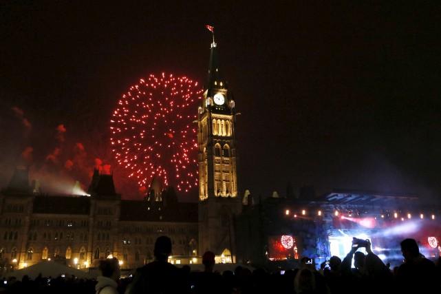 Même si la vie nocturne d'Ottawa se retrouve... (Simon Séguin-Bertrand, Archives Le Droit)