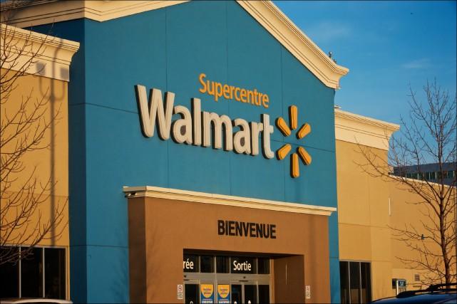 Walmart Canada... (Archives, La Presse)