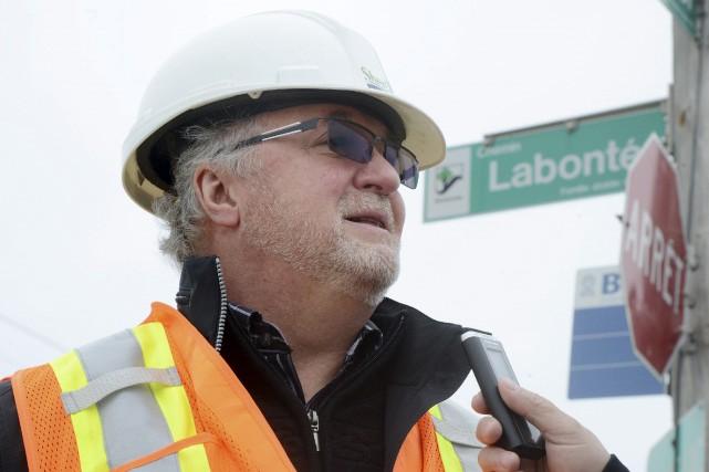 La Ville de Sherbrooke cherche encore à s'entendre... (Archives, La Tribune)