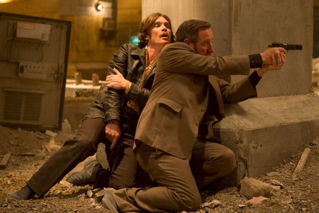 Cillian Murphy et Michael Smiley dans Hostiles et... (Fournie par Entract Films)