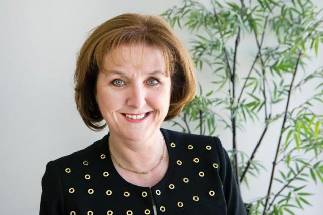 Lucie Rousseau a fait carrière dans la haute... (Photo Robert Skinner, La Presse)