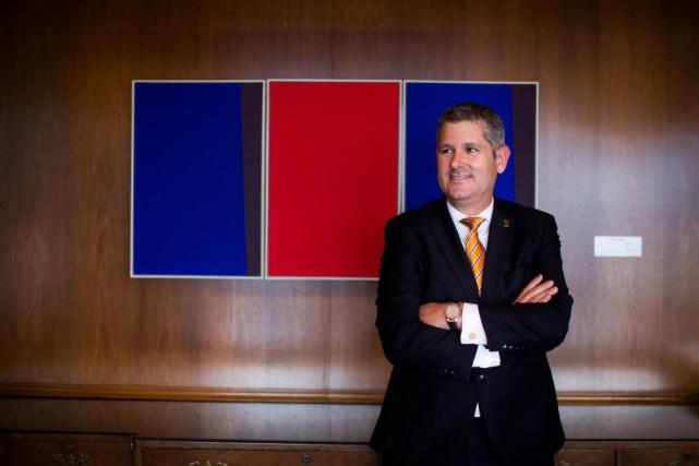 Martin Thibodeau travaille depuis 28ans dans le domaine... (Photo Olivier PontBriand, La Presse)