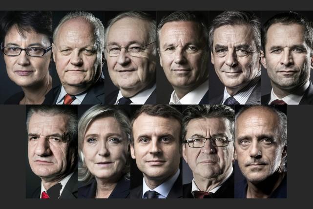 Les 11 concurrents auront chacun environ 15 minutes... (Photo Agence France-Presse)