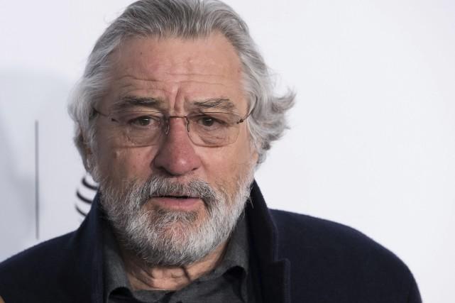Robert De Niro... (Photo Charles Sykes, Invision/AP)