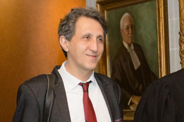 Le député de Québec solidaire Amir Khadir est... (Photo Ninon Pednault, La Presse)