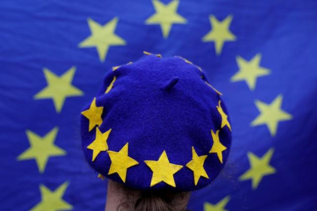 «Ces obligations devront être définies en euros» et... (PHOTO Darren Staples, ARCHIVES REUTERS)