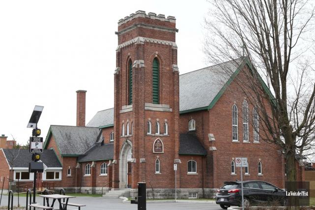 L'église Saint-George recevra plus de 88 000$ pour... (Janick Marois, La Voix de l'Est)