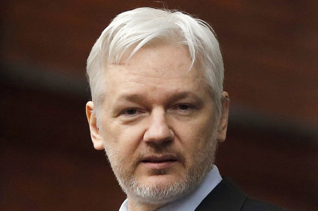 Le fondateur de WikiLeaks, Julian Assange, est toujours... (AP, Frank Augstein)